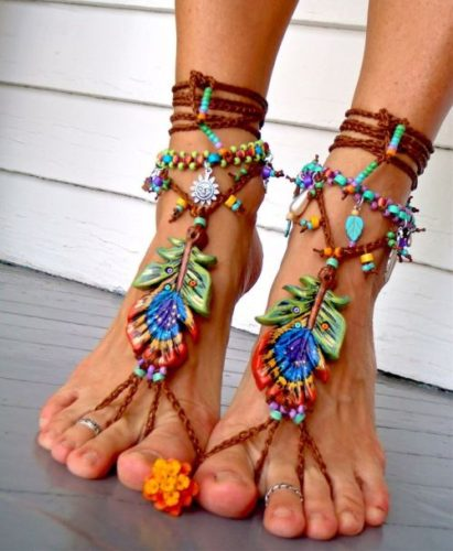 Barefoot Jewelry sandals