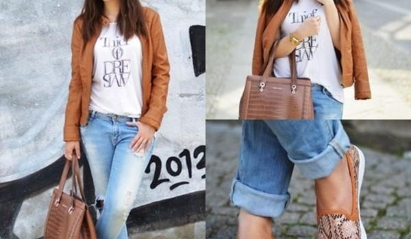 Casual and classic street styles