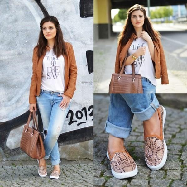 casual and classic street styles � just trendy girls