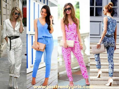 jumpsuits street styles h