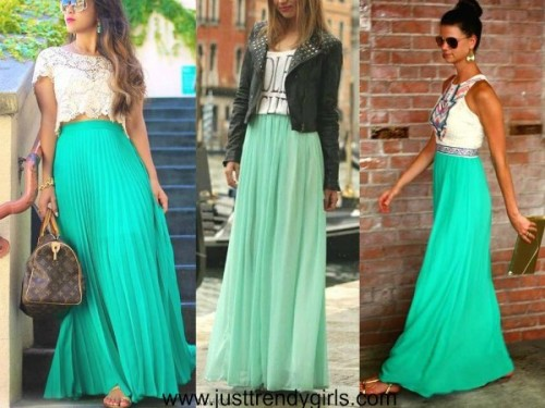 How to wear mint
