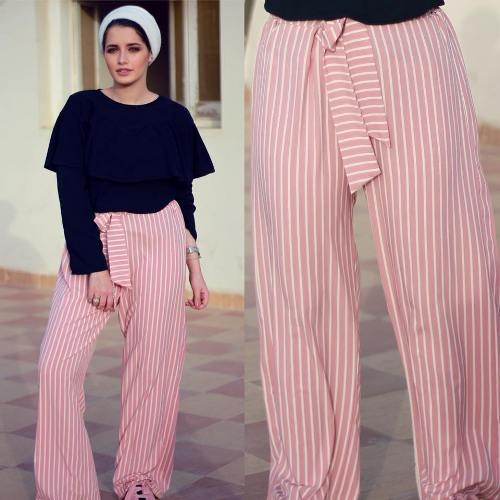 Modest And Colorful Hijab Outfits Just Trendy Girls