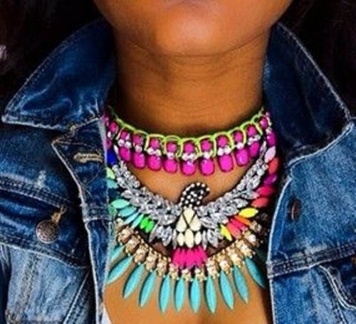 carries Fashion Necklaces