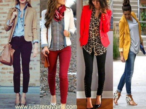 blazer styling ideas,
