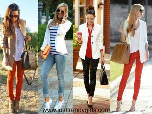 casual blazer styling ideas,