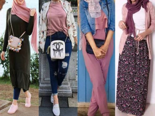 51256db4d9ae Hijab outfits in pastel colors – Just Trendy Girls
