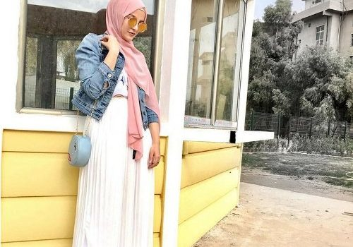 Beautiful modest Fashion Style