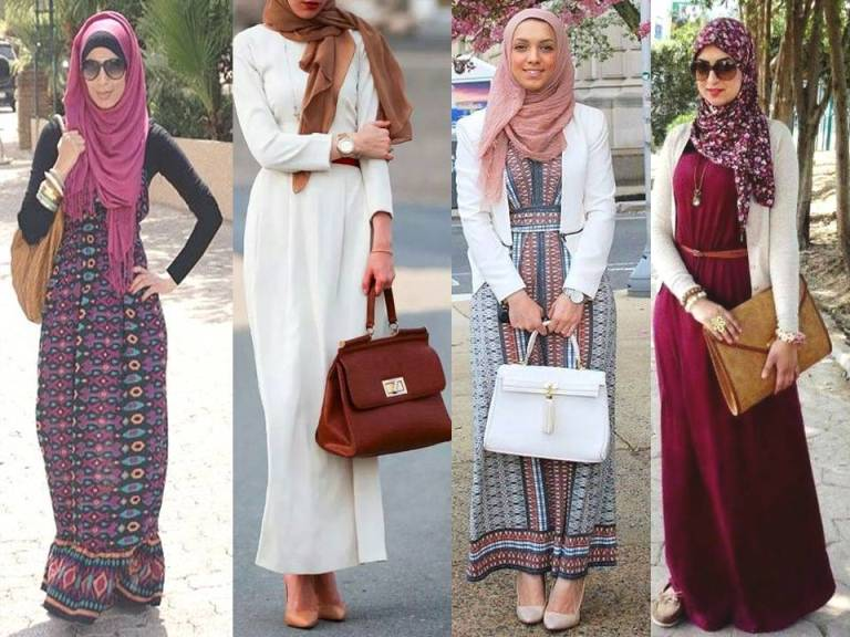 Hijab outfits in pastel colors just trendy girls Fashion style girl hiver 2015