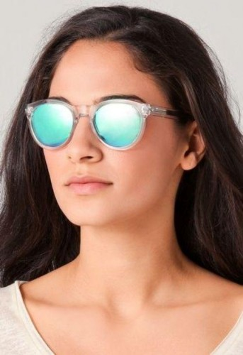 mirrored Rag & Bone shades,