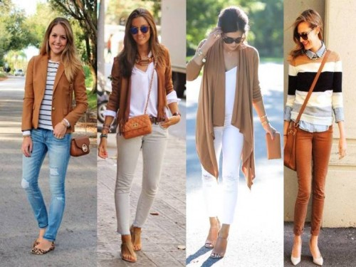 earthy tones street looks