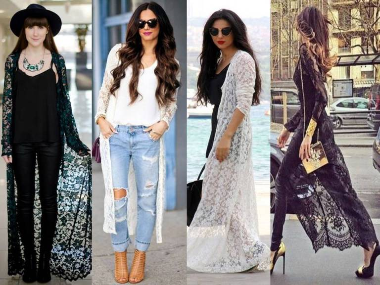 How to wear lace outfit – Just Trendy Girls