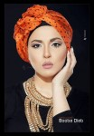 Turban fashion in many looks