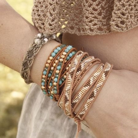 tribal neutral bracelets