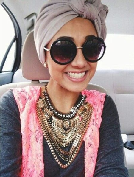 Turban Fashion In Many Looks Just Trendy Girls