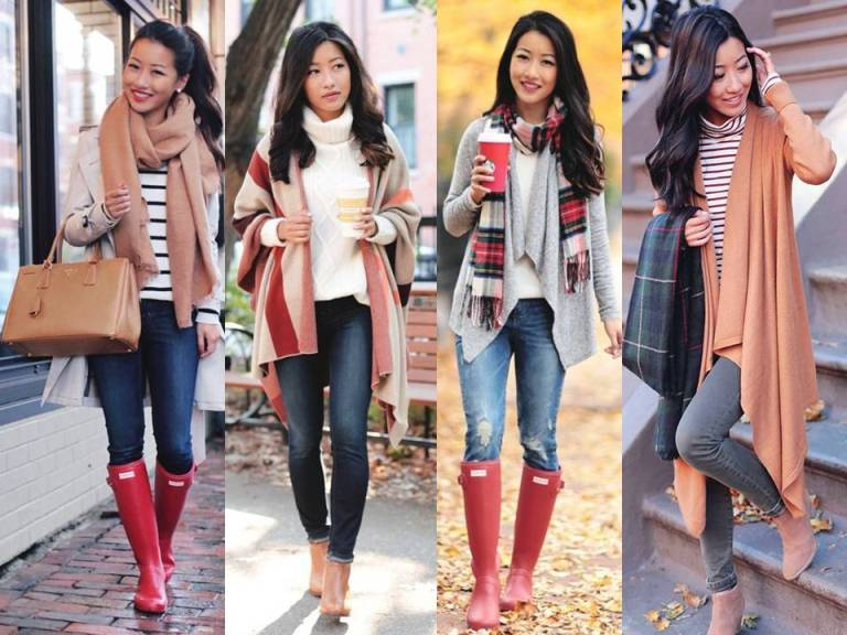 Winter Street Styles Trends 2016 Just Trendy Girls