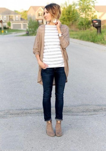 ankle boots fall style
