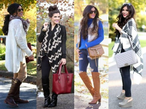 fall fashion street looks