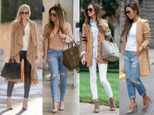 tan jackets for fall