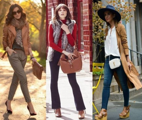 warm fall outfits