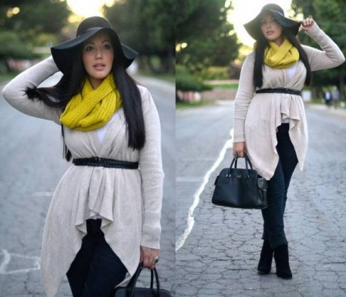 Full Figured & Fashionable Plus size fashion for women