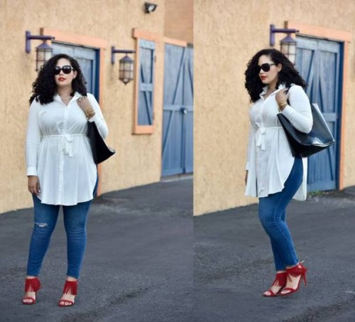 amazing plus size women outfits