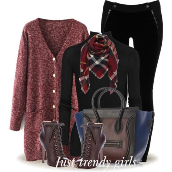 winter neutral outfits ideas � just trendy girls