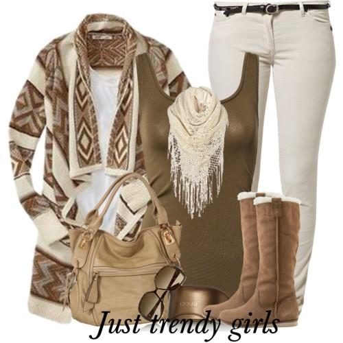 Winter Neutral Outfits Ideas Just Trendy Girls