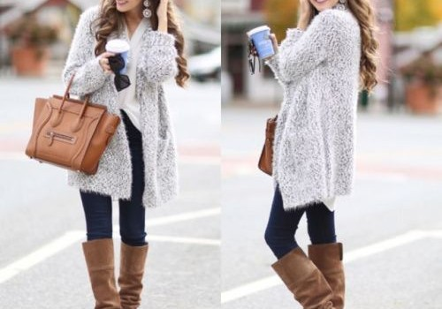 Winter fashion trends from the street