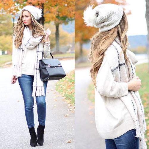 Winter Fashion Trends From The Street Just Trendy Girls