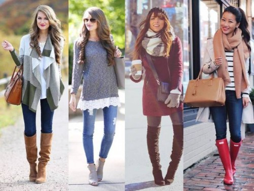chic winter trends