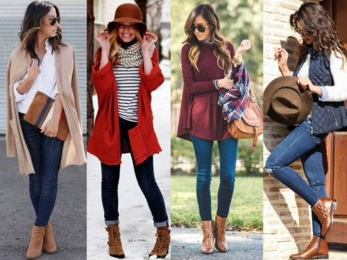 cozy and cute winter outfits