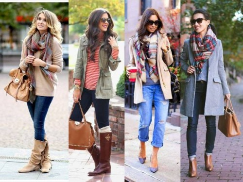 scarves styling ideas