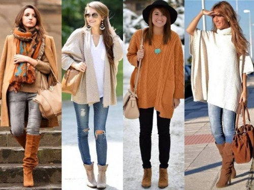warm and cozy street styles