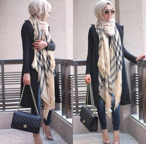 Hijab Looks By Sincerely Maryam Just Trendy Girls
