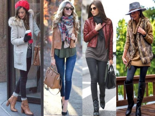 chic winter street looks