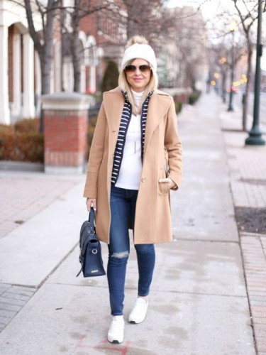 layering in winter