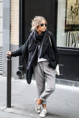 Sporty casual street style looks – Just Trendy Girls