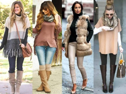 neutral street looks