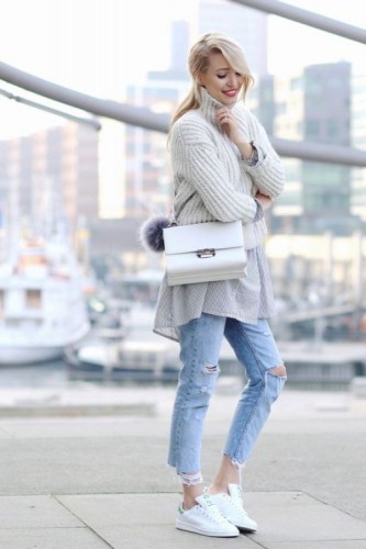 If you are seeking some motivation the following casual sporty chic outfits  for winter is the perfect basis for you. Enjoy.