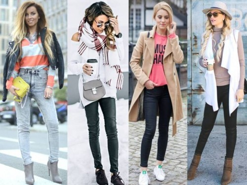 stylish street outfits