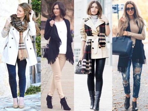 winter chic street styles