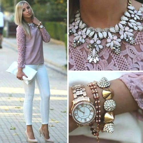 duster pink sweater outfit