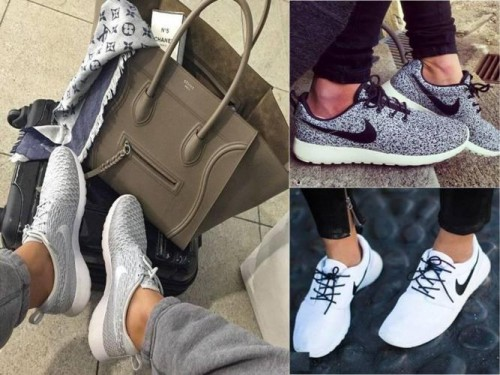 nike sporty casual