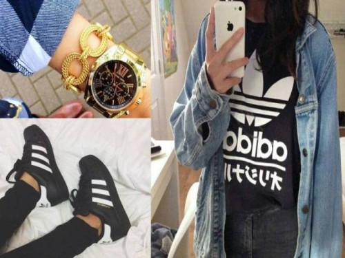 adidas sweater with jacket