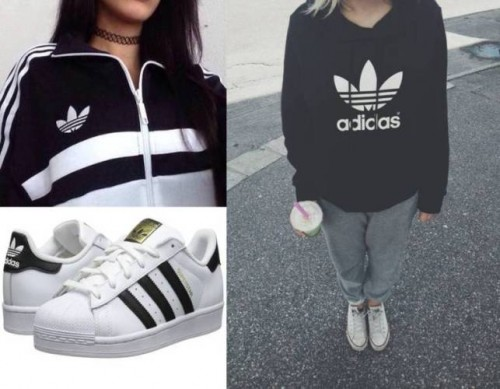 adidas costume ideas