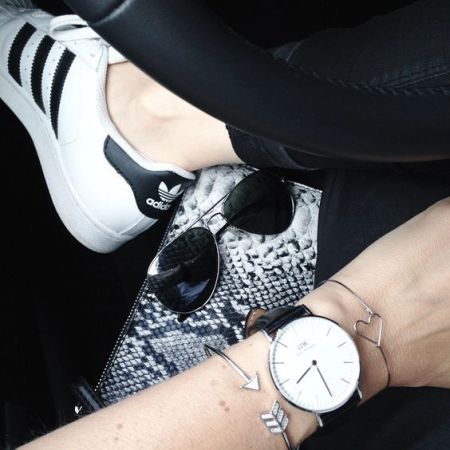 adidas with watch 2