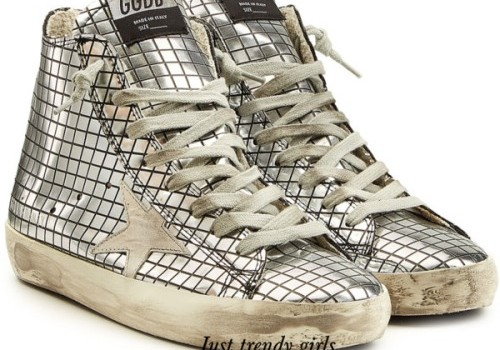 Golden goose high top sneakers