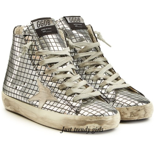 golden ghoose sneakers silver star