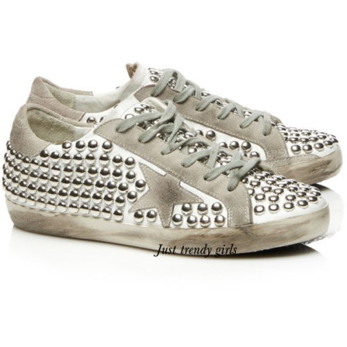 golden ghoose sneakers studs