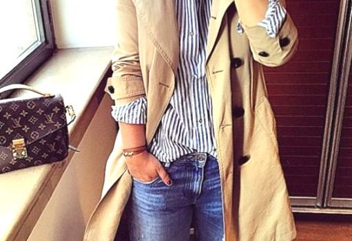 Classic trench coat for all seasons